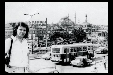 In Istanbul, 1976